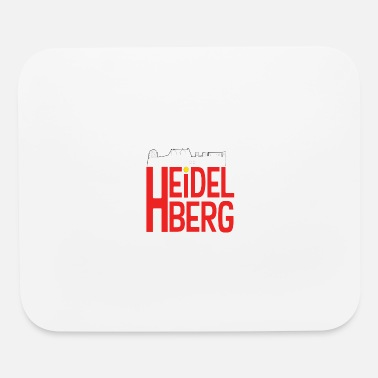 Idyll RED heidelberg - Mouse Pad