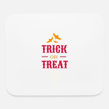 Trick Or Treat trick or treat - Mouse Pad