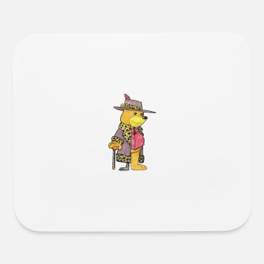 Official Mascot sugarfreedaddy - Mouse Pad
