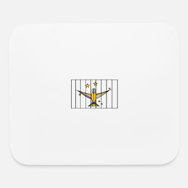 Caged Caged Bird - Mouse Pad
