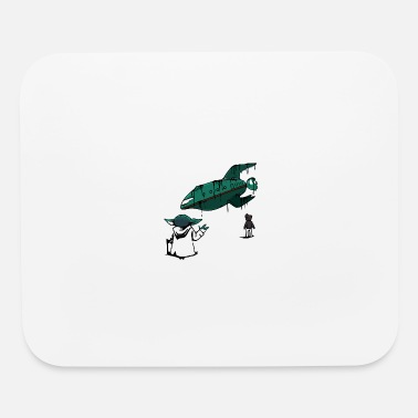 Lift Elevator Force Lift - Mouse Pad