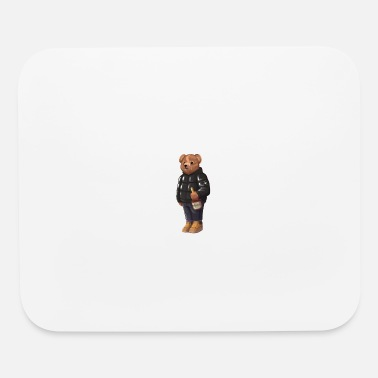 Solehouette Henny Bear Blk - Mouse Pad