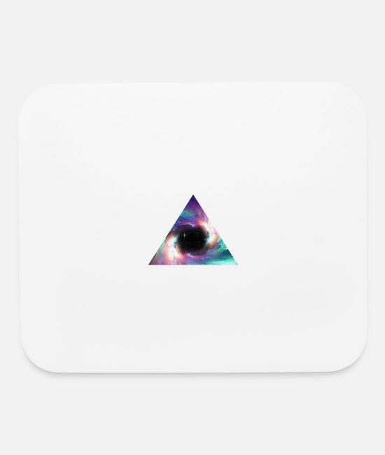 Trippy Mouse Pads - MS Design - Mouse Pad white