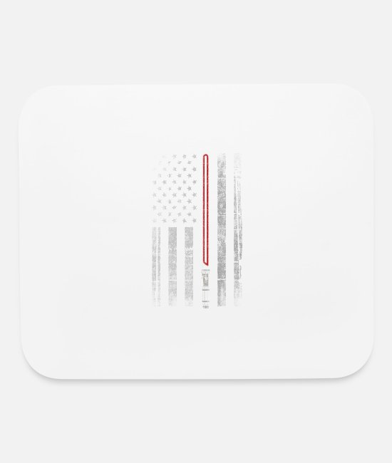 Usa Mouse Pads - usa flag wallpaper for mobile - Mouse Pad white