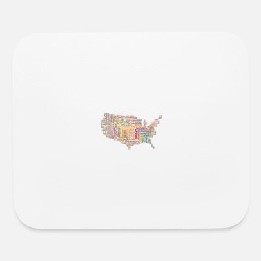 United States The United States - Mouse Pad