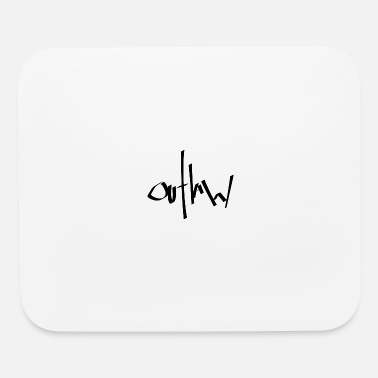 Outlaw outlaw - Mouse Pad
