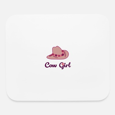 Western Riding Reining Rider horse love gift - Mouse Pad