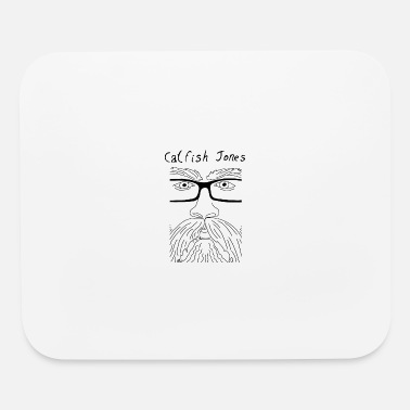 Cfj Vlog Catfish Jones Face - Mouse Pad
