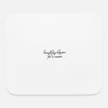 Fate Fate Saying - Mouse Pad