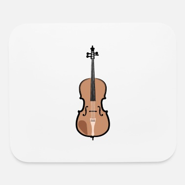 Upright Basses Double Bass - Mouse Pad
