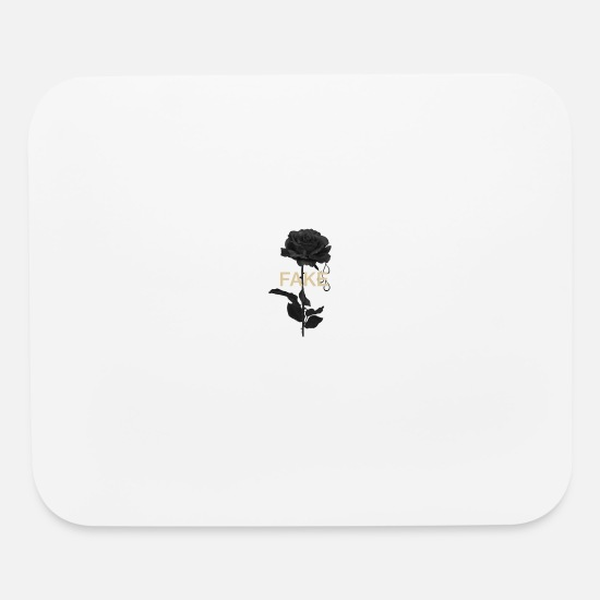 Love Mouse Pads - FAKE PROJECT - Mouse Pad white