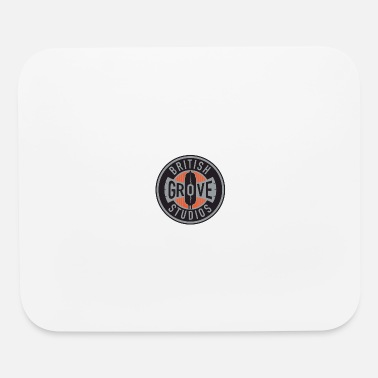british grove studios logo t shirt - Mouse Pad