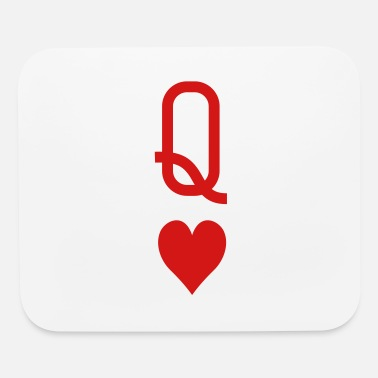 Queen Queen of Hearts - Mouse Pad