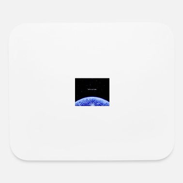 Outter Space That's Our Home - Mouse Pad