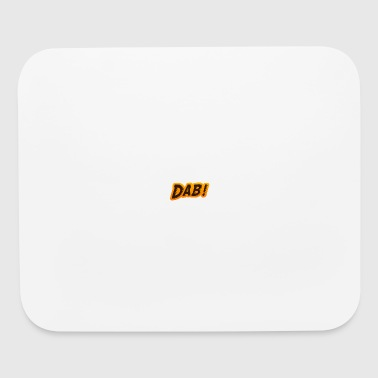 DAB! - Mouse pad Horizontal