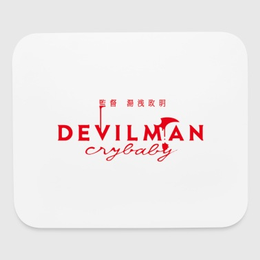 Devilman Crybaby - Mouse pad Horizontal