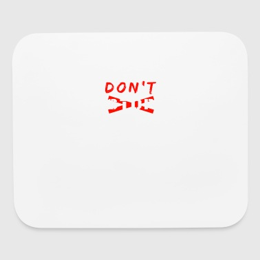 Make your miracle happen - Mouse pad Horizontal