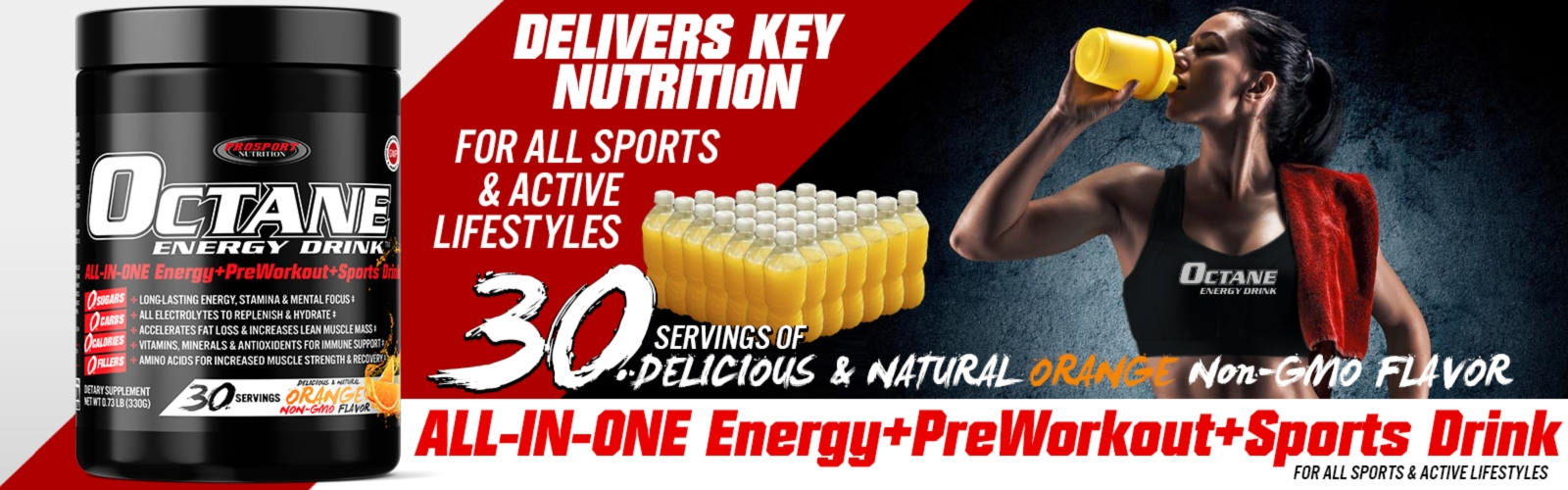 Showroom - PROSPORT NUTRITION