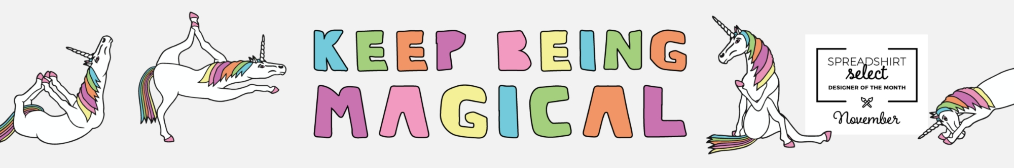 Showroom - Keep Being Magical