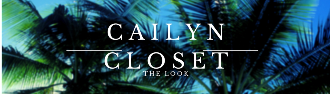 Showroom - CAILYN CLOSET