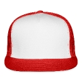 Love red heart Trucker Cap