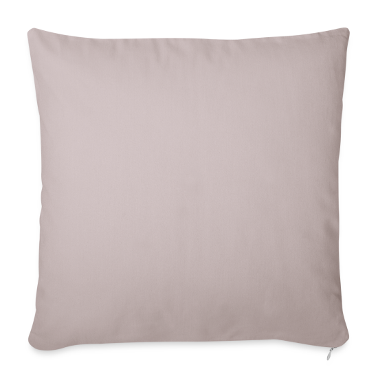 "Throw Pillow Cover 17.5"" x 17.5"""