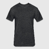Crossfit Eyechart - Fitted Cotton/Poly T-Shirt by Next Level
