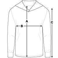 Unisex Tri-Blend Hoodie Shirt | Next Level 6021