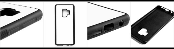 Samsung Galaxy S9 Rubber Case