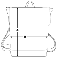Canvas Backpack | Authentic Pigment AP1922