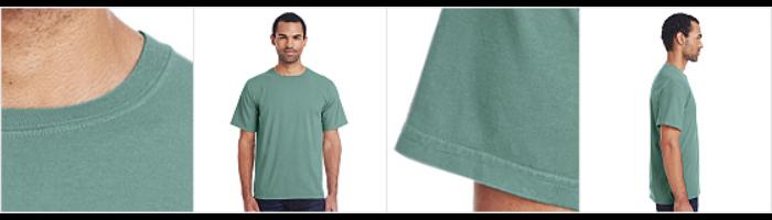 Unisex ComfortWash Garment Dyed T-Shirt