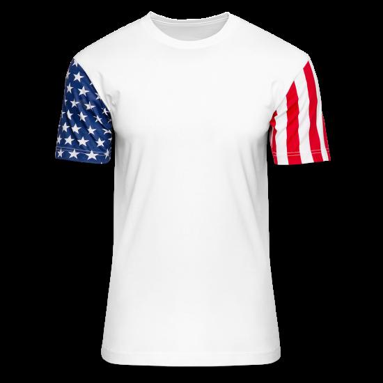 Unisex Stars & Stripes T-Shirt