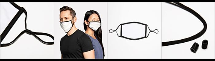 Adjustable Contrast Face Mask (Large)