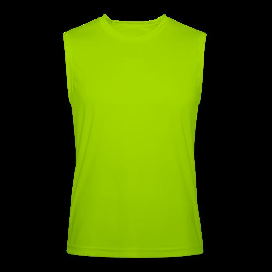 Men's Performance Sleeveless Shirt
