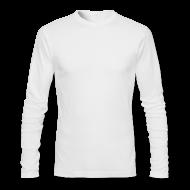 Long Sleeve Shirts ~ Men's Long Sleeve T-Shirt by Next Level ~ Article 13370612