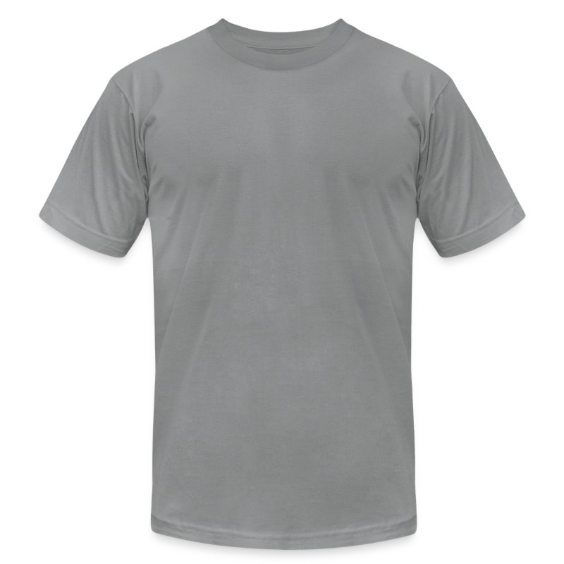 Plain Tee - Men's T-Shirt by American Apparel