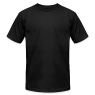 T-Shirts ~ Men's T-Shirt by American Apparel ~ Article 10639118