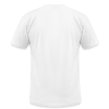 Classic [M - Black Logo] - Men's T-Shirt by American Apparel