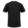 Men's T-Shirt by American Apparel (Black) - Men's T-Shirt by American Apparel
