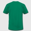 Irish Yoga T-Shirts - Men's T-Shirt by American Apparel