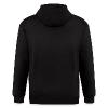Fanboy - Black Zipper Hoodie - Men's Zip Hoodie