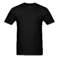 grunge ribbon awareness Men's T-Shirt