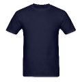 Teddy bear inside Men's T-Shirt