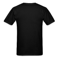 T-Shirts ~ Men's T-Shirt ~ Uncensored-blackred