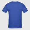 The Last Ninja Men Tshirt Blue - Men's T-Shirt