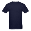 Navy Camera T-Shirts - Men's T-Shirt