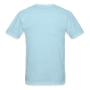 Rye Beach Title Heavyweight T - Men's T-Shirt