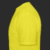 4EVERBULK HAZARD YELLOW - Men's T-Shirt