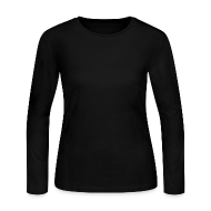 Long Sleeve Shirts ~ Women's Long Sleeve Jersey T-Shirt ~ Long Sleeve shirts available! Add any design by clicking above