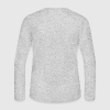 Gray handball teddy silhouette (1c) Long Sleeve Shirts - Women's Long Sleeve Jersey T-Shirt